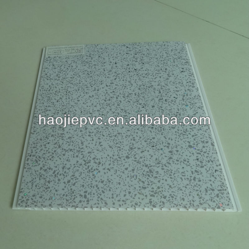 Hot stamping pvc panel for ceiling HJ-H7503
