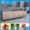 ozone fruit and vegetable washer equipment 2014 Chinese Multifunction fruit cleaning Machine