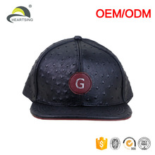 how to make kids ostrich skin starter blank snapback baseball hat and cap