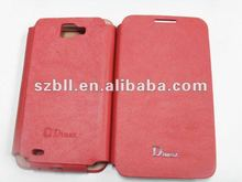 new design beautiful leather case for SAMSUNG