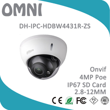 IPC-HDBW4431R-ZS 4MP SD Card CMOS Sensor Wifi Dahua Dome IP Camera