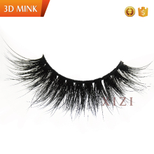 Private Labeling False Eyelashes Factory Manufacturer Premium Mink Fur False Eyelashes