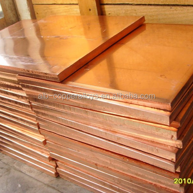 chromium nickel silicon copper flat bar C18000 CuNi2CrSi