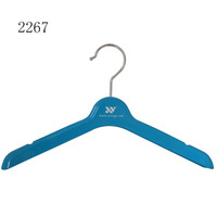 Cheapest!!Plastic Coated Wire Hanger