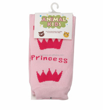 2017 more popular 100% cotton soft baby princess leg warmer