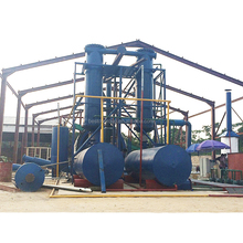 High quality no pollution Waste Plastic To Oil Pyrolysis Device pc bottle pyrolysis plant with CE ISO