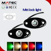 9W High Power Surface Mount Marine Light IP68 Underwater LED Boat Light 12V LED Boat Light