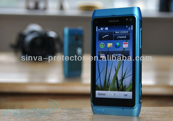 annual most welcomed mirror screen protector for nokia n8
