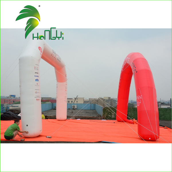 Inflatable Archway , Inflatable Advertising Arch for Outdoor