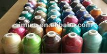 Madeira color embroidery thread
