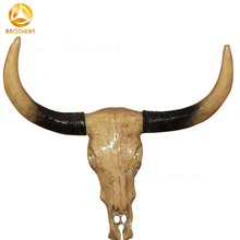 hot sale decorative wall hanging by ox head