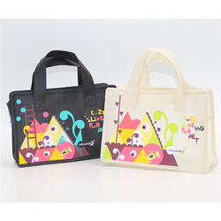 Promotional customized printing non woven tote bag