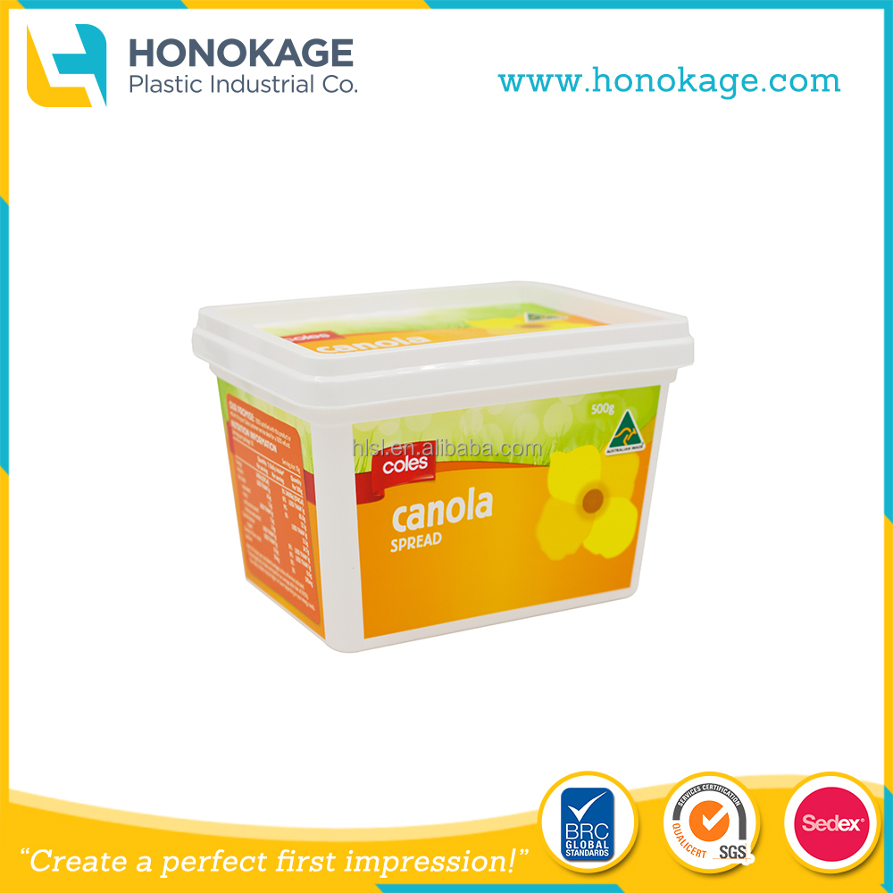 Butter Margarine Tub, Manufacturer of Butter Holder