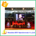 Alibaba express P4 full color rental roll up led display