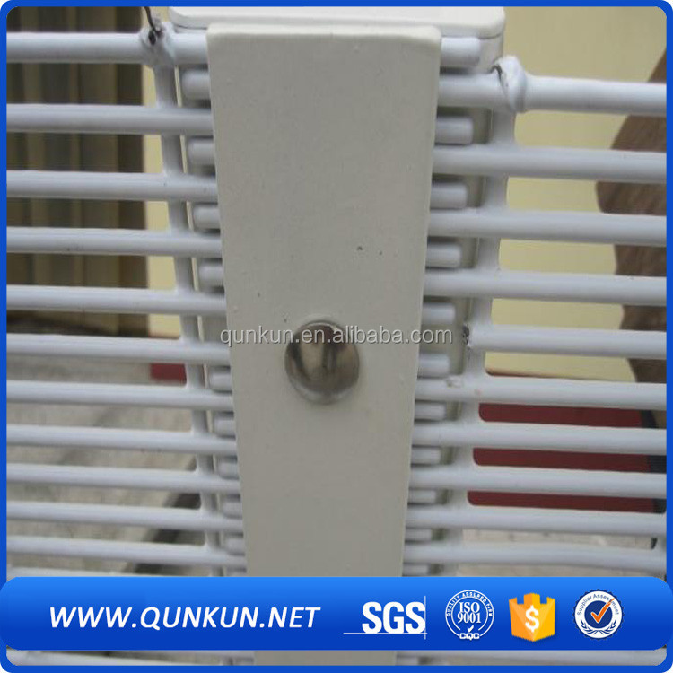 china supplier best price 358 fence, 358 security fence, welded mesh fen