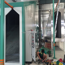 China powder coat oven with cheap price