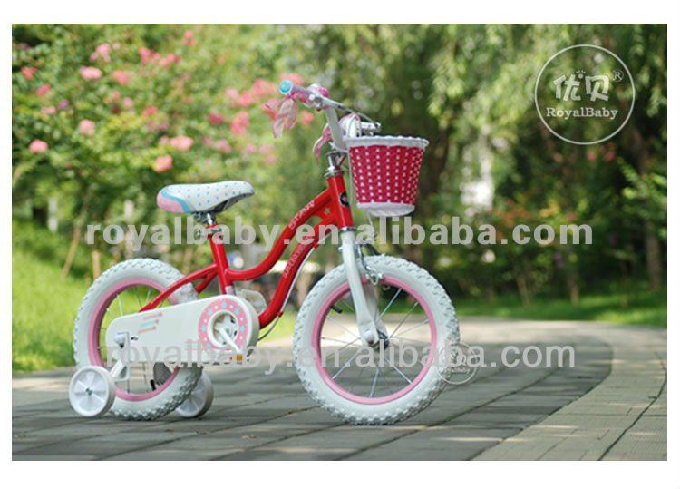 Royalbaby Stargirl specialized bicicletas for girls with training wheels