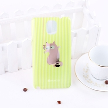 lovely kitty cell phone case cover for samsung galaxy note 3 custom case