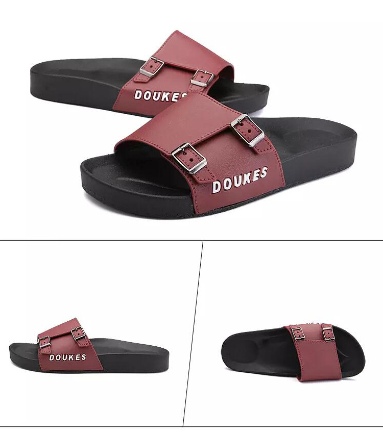 new design Wholesale couple personality outdoor slippers women sandals pvc slipper men