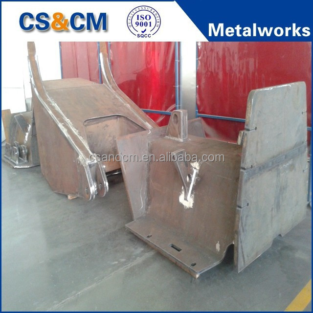 Metal Sheet Laser Cutting Bending and Forming Welding Aluminum Fabrication