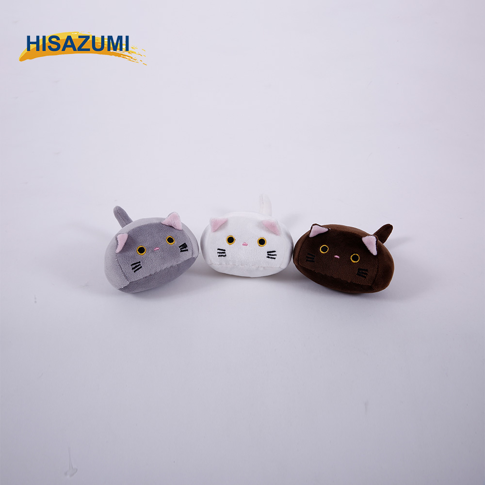 Customized Soft Cat Animal Pet Toy For Dogs