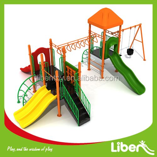 CE Approved Professional Manufacturer Factory Price Used Kids Outdoor Playground Equipment for sale