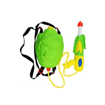 wg-20610012A kids water gun Stylish water gun with backpack-style cartoon water storage tank