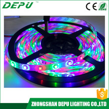 smd5050 3528 60leds/m RGB color changing usb led strip led sparkling lights programmable for christmas tree