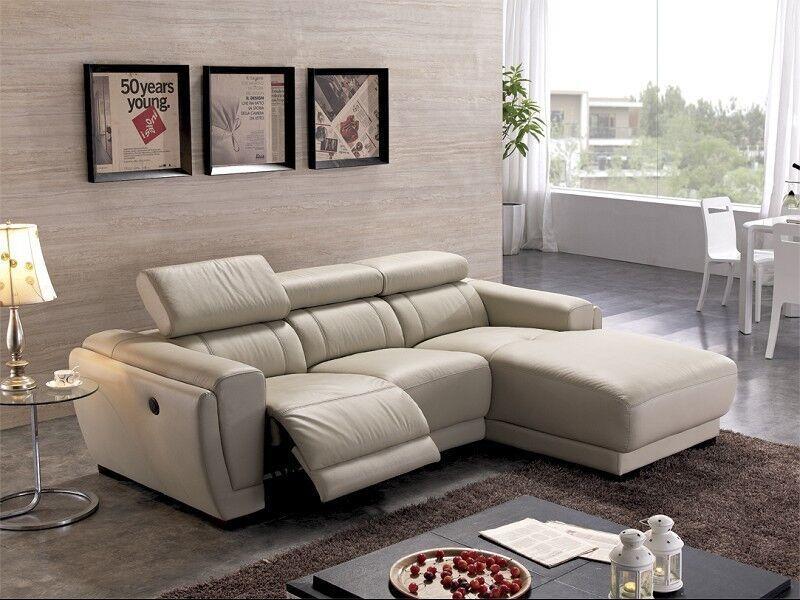 Recliner L Shape Sofa