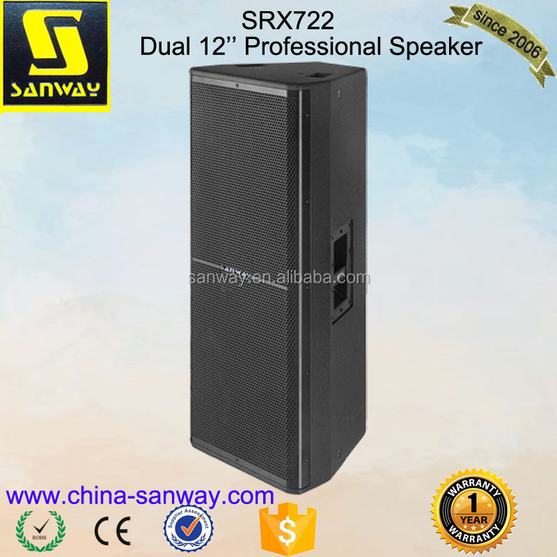 SRX722 Professional Active Speaker DJ Sound Box