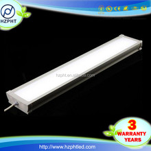 IP65 LED Triproof lamp T8 36w batten fluorescent/Led grill light waterproof