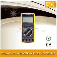 High precision digital multimeter brands Yuyao Shenma teaching equipment digital multimeter model