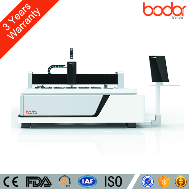 Bodor Laser Hot Sale Water Cooling Method Fast Speed Open Table CNC Laser Cutter