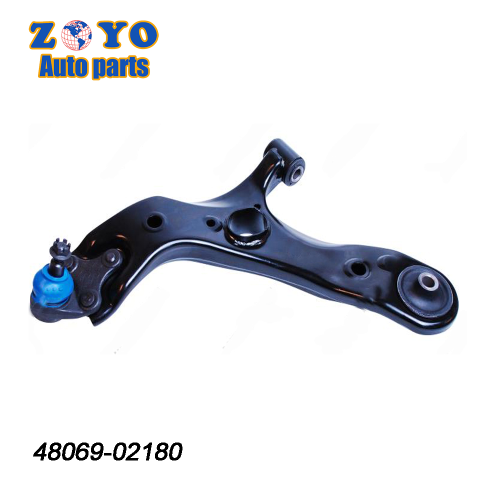 48069-02130 Triscan part control arm without ball joint aluminium auto parts for Toyota Corolla