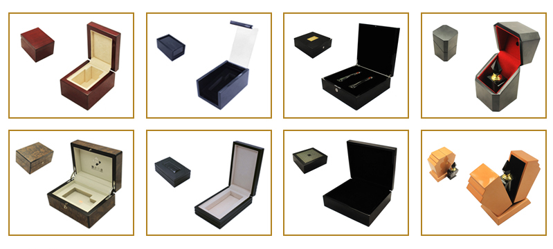 High Quality Flock Velvet Perfume Bottle Box