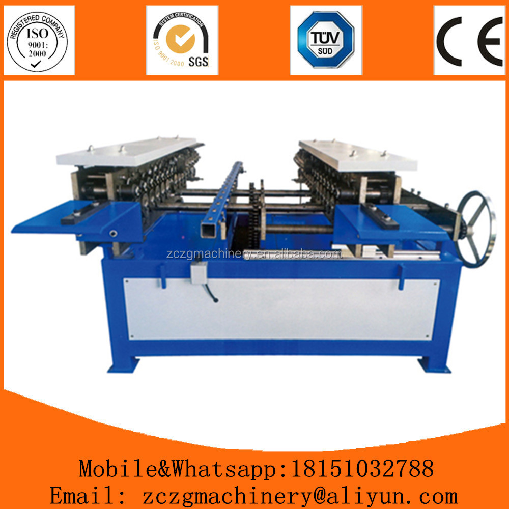TDF metal flange forming machine metal sheet processing machinery for sale