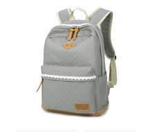 Kids School blank canvas <strong>backpack</strong> wholesale for manufactor