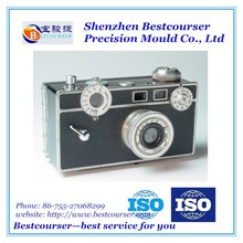 China lower price magnesium aluminum die casting camera,die casting housing parts