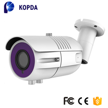 Bit Rate 128-8192kbps cctv wdr full hd ip camera