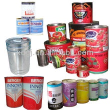 10-20L electrical equipment manufacture paint can making tin container production line