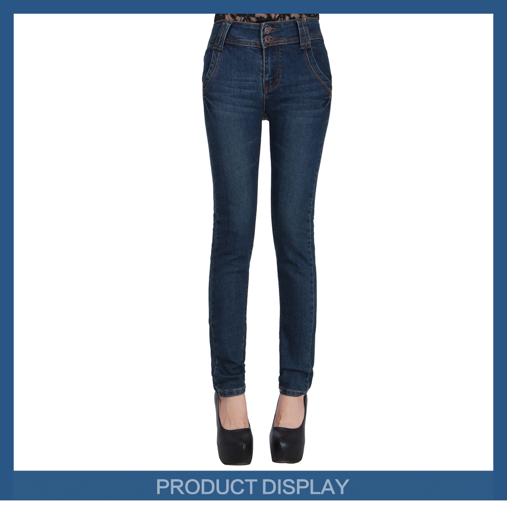 Woman jean trousers designer jeans wholesale authentic