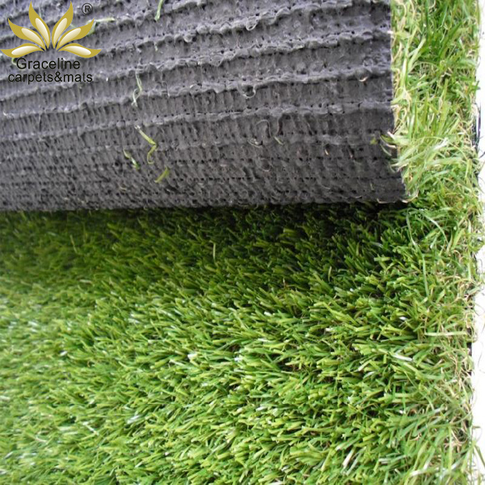 Smart Stone Green Football synthetic artificial grass green backing grass for soccer field
