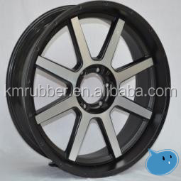 Good wheel with 18/20/22inch , high performance 2014new style wheels.