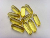 GMP Certified Omega 3 6 9 Fish Oil Softgel