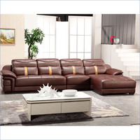 2015 design leather lounge suites genuine leather sofa newly developed sofa online sale