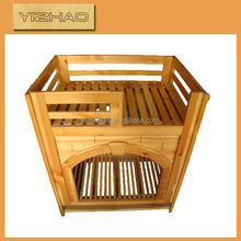 Hot Sale Made-in-China Wooden Dog House,bamboo dog house