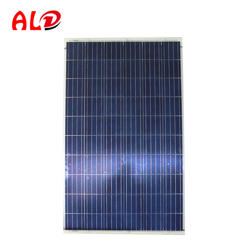 Low price per watt polycrystalline silicon solar panel in China