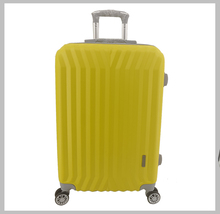 "Light Weight Trolley Suitcase, High Quality 3pcs 20"" 24"" 28"" Travel Luggage Set, Urtralight Fashion ABS Trolley"