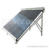 Made in china Low Pressured Hot Water Solar Panels Cost
