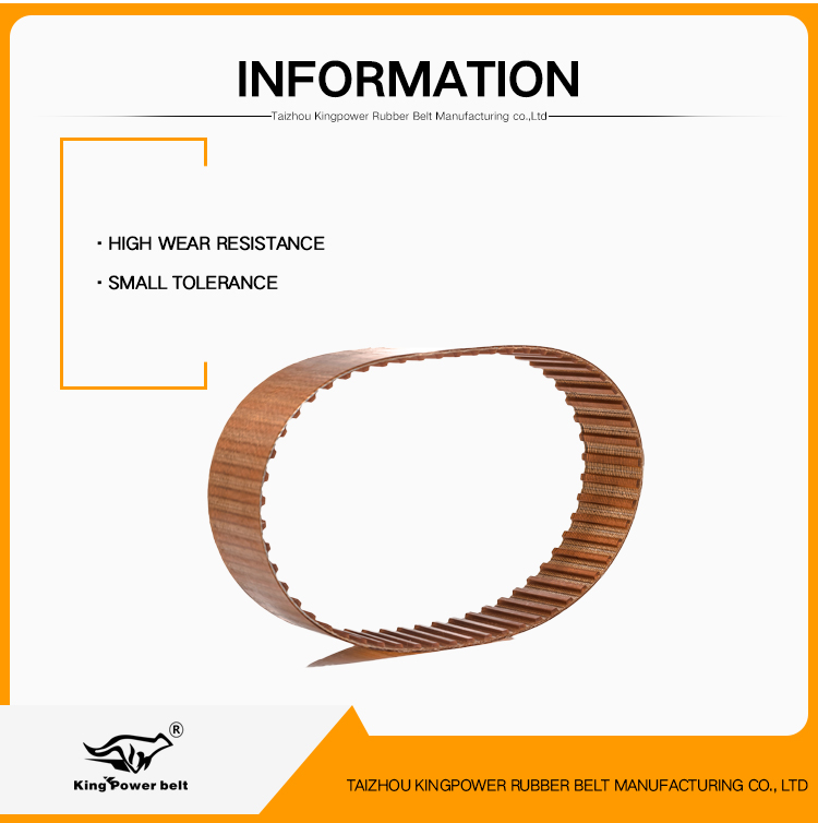 industrial open pu drive belt timing